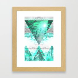 CREEK Framed Art Print