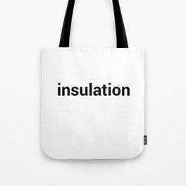 insulation Tote Bag
