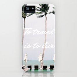 Koh Samui iPhone Case
