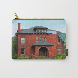 The Old West End-- The Lee-Knight House Carry-All Pouch