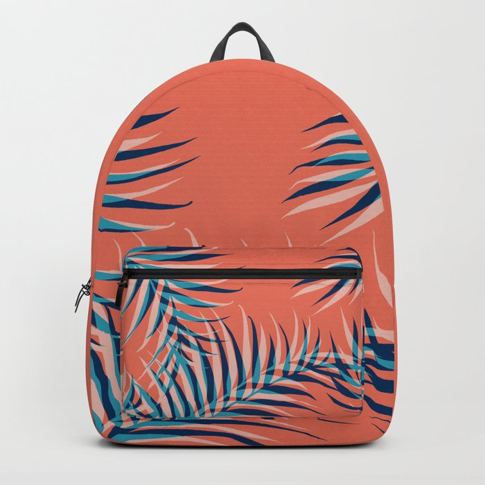 Palms Vision III #society6 #decor #buyart Backpack