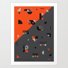 Persevere Art Print