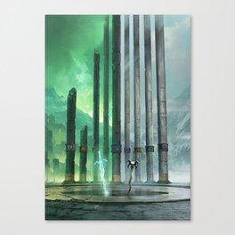Legacy of Kain: The Pillars Canvas Print