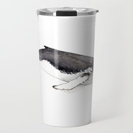 Humpback whale for whale lovers Travel Mug