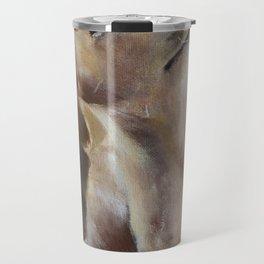 Puppy American Pit Bull Terrier Travel Mug