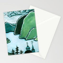 Sitka, Aaska Stationery Cards