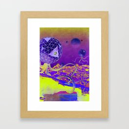 Expansion Volume III Poster Framed Art Print