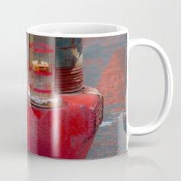 Oil Tank Gauge Coffee Mug