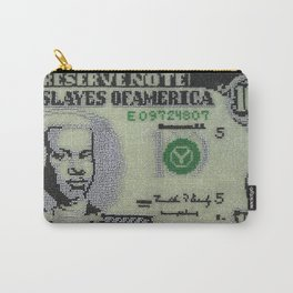 Its All About the Benjamins Carry-All Pouch