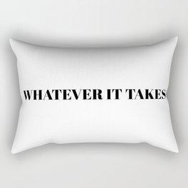 Endgame: WHATEVER IT TAKES Rectangular Pillow
