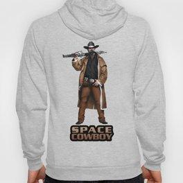 Space Cowboy Cropped Hoody