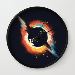 Void (introversive ed) Wall Clock