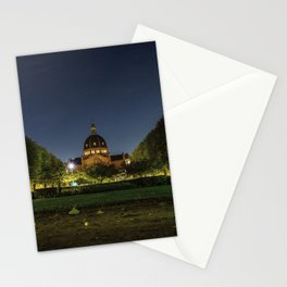 Clear Night Stationery Cards