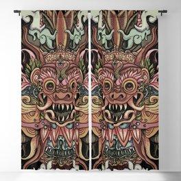 Bali Smile Blackout Curtain