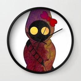 Star Wars Jawa Cutie Wall Clock