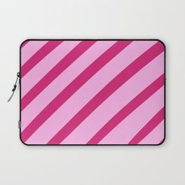 Candy Stripes Laptop Sleeve