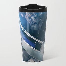 Garrus Vakarian - The Archangel Travel Mug