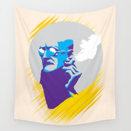 James Augustine Aloysius Joyce Wall Tapestry