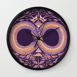 All Is One Wall Clock