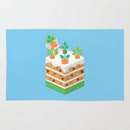 Carrot Cake Rug