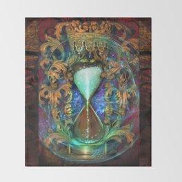 Hourglass Throw Blanket