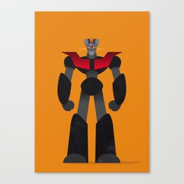 Mazinger Z Canvas Print