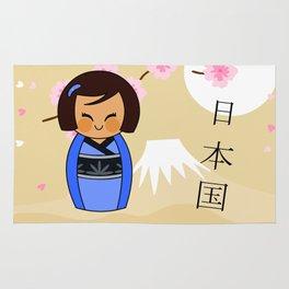 Kokeshi Mizuki Rug