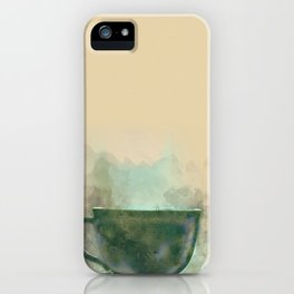 One cup  iPhone Case