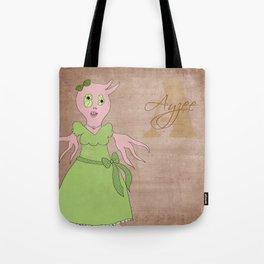 Princess Ayzee (Princess Monsters A to Z) Tote Bag
