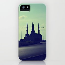 Salaam (Peace) iPhone Case