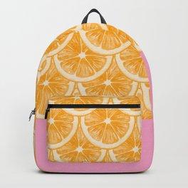 Zesty splice - orange Backpack