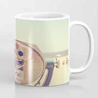 miles davis Mugs featuring Miles and Miles by Melanie Alexandra Photography