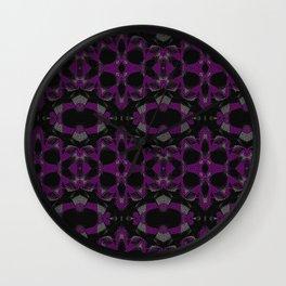 Pattern 8005 Wall Clock