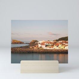 Sao Roque, Azores Mini Art Print
