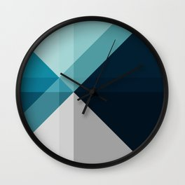 Geometric 1704 Wall Clock
