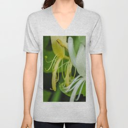 The abstract in the nature Unisex V-Neck