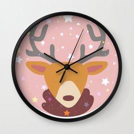 Cartoon Lovely Beer Wall Clock