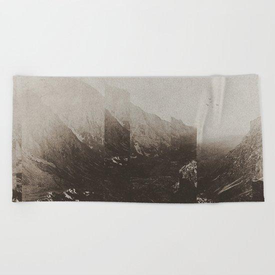 Fractions A60 Beach Towel