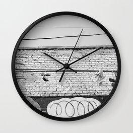 San Francisco III Wall Clock