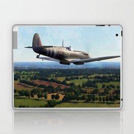 Supermarine Spitfire Laptop & iPad Skin