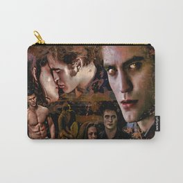 Eclipse Tribute by Martoni (Pattinson, Stewart, Lautner) Carry-All Pouch