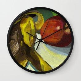 Still Life Wall Clock