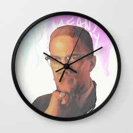 Any Means Wall Clock