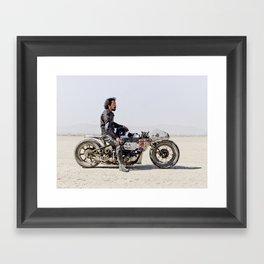 World of Speed 2 Framed Art Print