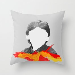 I'm Ron by the way, Ron Weasley. Throw Pillow
