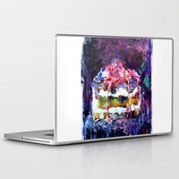 cake Laptop & iPad Skins featuring Cake by Andreea Maria Has