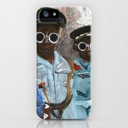 the children kano, nigeria 1982 iPhone Case