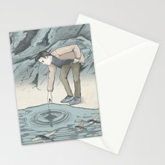 one drop  Stationery Cards