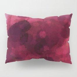 Spilled Wine Pillow Sham