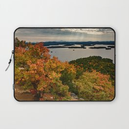 Autumn colors in New Hampshire Laptop Sleeve